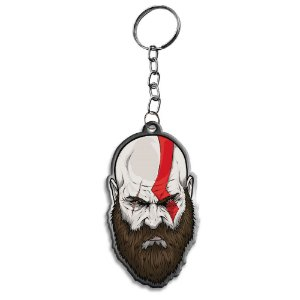 Chaveiro God Of War - Kratos