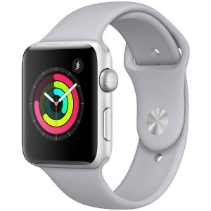 Apple Watch Series 3 38mm - Prateado