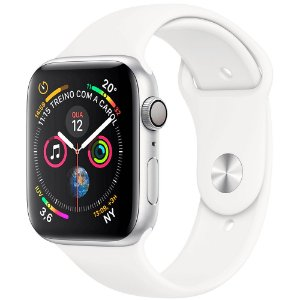 Apple Watch Series 4 40mm - Prateado