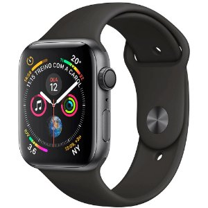 Apple Watch Series 4 44mm - Cinza Espacial