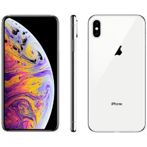 iPhone XS 64GB - Prata