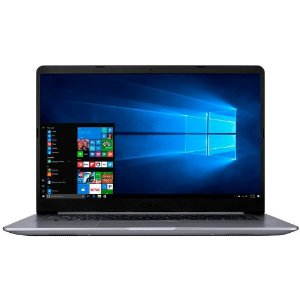 "Notebook Asus VivoBook 15, Intel Core i5-8250U, 4GB, 1TB, NVIDIA GeForce 930MX 2GB, Win10 Home, 15.6"" - X510UR-BQ378T"