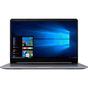 "Notebook Asus VivoBook 15, Intel Core i5-7200U, 4GB, 1000GB, Windows 10 Home, 15.6"" - X510UA-BR539T"