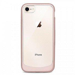 Capinha Antichoque Tampa de Acrílico Rosé - iPhone 7/8 - iWill