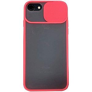 Capinha Com Proteção na Câmera - iPhone 6/6S/7/8 - Rosa