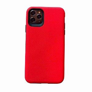 Capinha Antichoque Vermelho - iPhone 11 Pro Max - iWill