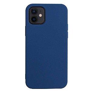 Capinha TPU Azul Marinho - iPhone 12 Mini - iWill