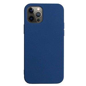 Capinha TPU Azul Marinho - iPhone 12/12 Pro - iWill