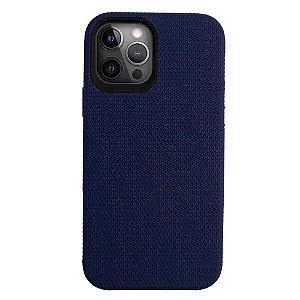 Capinha Antichoque Azul Marinho - iPhone 12/12 Pro - iWill