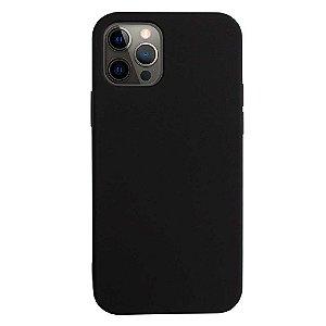 Capinha TPU Preta - iPhone 12 Pro Max - iWill