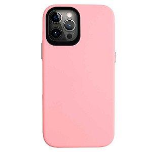 Capinha Antichoque Lux Rosa - iPhone 12 Pro Max - iWill