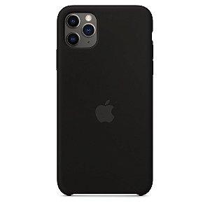 Capinha Silicone - iPhone 11 Pro Max - Várias Cores