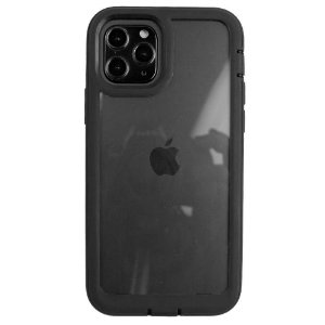 Capinha Antichoque Ultra Preto - iPhone 12/12 Pro - iWill