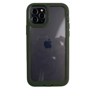 Capinha Antichoque Ultra Verde - iPhone 12/12 Pro - iWill
