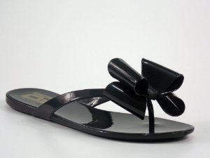 Chinelo PJ2746 Off Black
