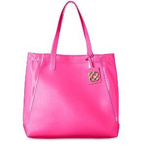 Bolsa PJ4456 Napa Season/Verniz Pink Lemonade/Pink