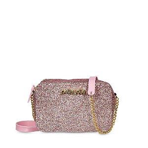 Bolsa PJ4276 Petite Gliter Rosa