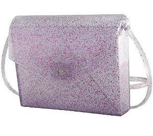 Bolsa Flap PJ2365 J-Lastic Glitter Carnaval