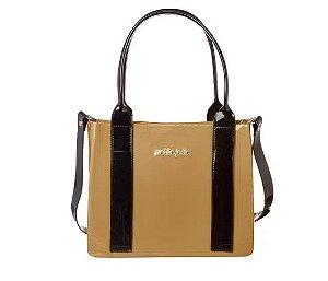 Bolsa Stella PJ5014  J-lastic toffe/preto