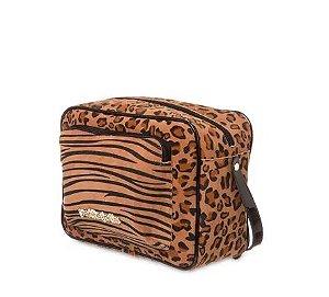 Bolsa Cassy Petite jolie PJ5007 Onça/zebra natural