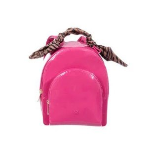 Bolsa Little Petite jolie PJ5114IN J-lastic onça/zebra natural Pink xilofone