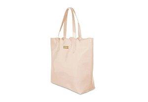 Bolsa Kimmy Petite Jolie PJ4655  verniz light/J-lastic  Nude Flauta