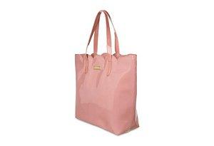 Bolsa Kimmy Petite Jolie PJ4655  verniz light/J-lastic   Rosa Clarinete