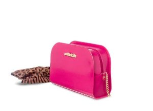 Bolsa Pretty Petite Jolie PJ5062  J-lastic/Onca/Zebra  Pink Xilofone/Natural