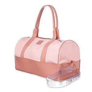 Bolsa Week  Petite Jolie PJ5055  J-Lastic/lona eeco  Rosa Clarinete/Rosa