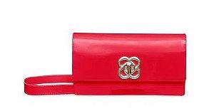 Bolsa Wallet PJ4996 J-Lastic Vermelho Morango