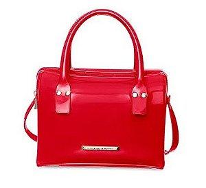 Bolsa Lana PJ6012 J-Lastic Vermelho Morango