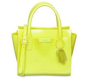 Bolsa Love PJ10023 J-Lastic Verde Abacate Translucido