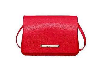 Bolsa One Petite Jolie PJ6004 J-Lastic Vermelho Morango