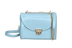 Bolsa Petite Jolie PJ5267 J-Lastic Azul Tutti Fruti