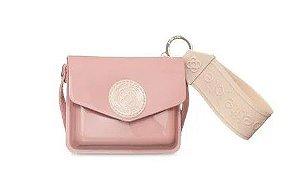 Bolsa/carteira Ruby PJ10040  J-Lastic  Rosa Roma/Nude