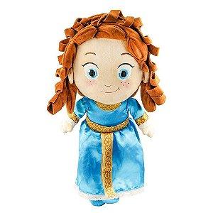 Merida Baby - Boneca De Pelúcia Princesas Disney