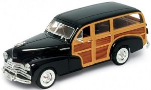 1948 Chevrolet Fleetmaster Welly 1:24