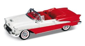 1955 Oldsmobile Super 88 Welly 1:24
