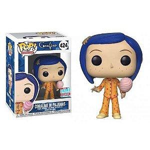 Coraline in Pajamas 424 Exclusivo Pop Funko