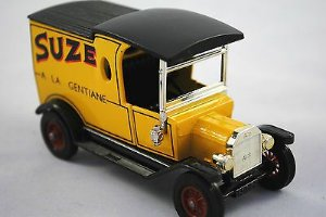 1912 Ford Model T Matchbox Suze