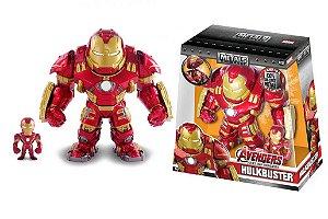 Metalfigs - Iron Man Hulkbuster 16cm Metal Die Cast M132
