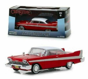 1958 Plymouth Fury 1:43 Greenlight Christine