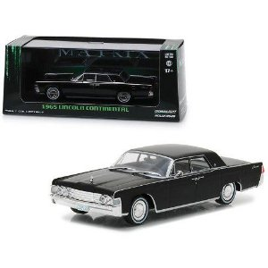 1965 Lincoln Continental 1:43 Greenlight Matrix