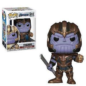 Thanos 453 Pop Funko Avengers Marvel