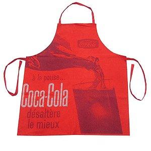 Avental Coca-Cola - Cup Vermelho