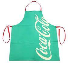 Avental Coca-cola - Verde