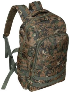 Mochila Camuflada Yepp ML1051 - Digital Florestal