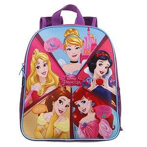 Mochila Infantil Dermiwil Princesas Disney Toque Macio 37301