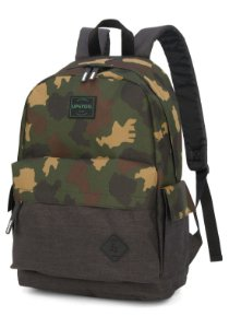 Mochila Para Notebook Up4You MJ48663UP Militar