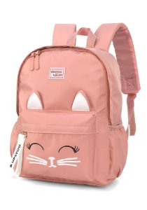 Mochila Up4You Maisa Gatinho MS45733UP Rosa
